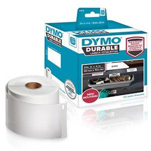 Dymo Durable labels 25x102mm white 50 étiquettes