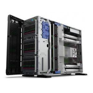 HP Enterprise ProLiant ML350 Gen10, 2,1 GHz, 4110, 16 Go, DDR4-SDRAM, 800 W, Tower