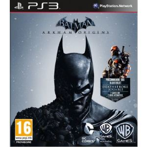 Batman Arkham Origins [PS3]