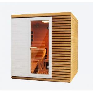 Holl's HL-IR6495W Alto Familly prestige - Sauna infrarouge