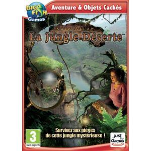 Kate Arrow : La Jungle Déserte [PC]