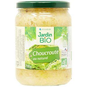 Jardin Bio Choucroute au Naturel 790 g - Lot de 3