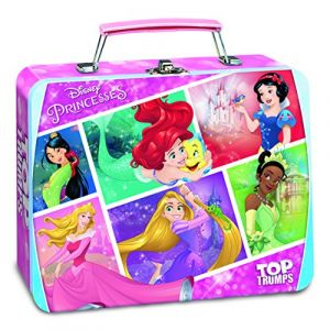 Winning Moves Top Trumps Coffret Collector Princesses Disney - Jeu De Bataille