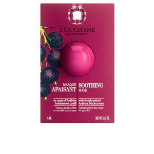 L'Occitane en Provence Masque Visage Apaisant - Format Unidose - 6 ml