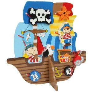 Legler 5808 - Bateau de pirates à enfiler