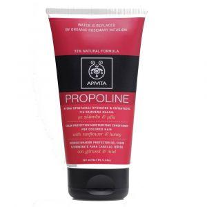 Apivita Apres-shampoing pour cheveux colores