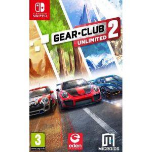 Gear Club Unlimited 2 [Switch]