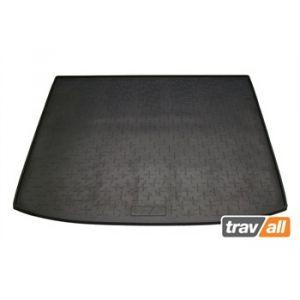 TRAVALL Tapis de coffre baquet sur mesure en caoutchouc TBM1025