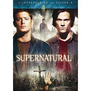 Coffret Supernatural - L'intégrale saisons 1 à 4