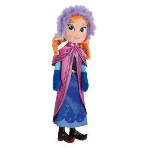 Simba Toys Poupée de chiffon La Reine des neiges : Anna