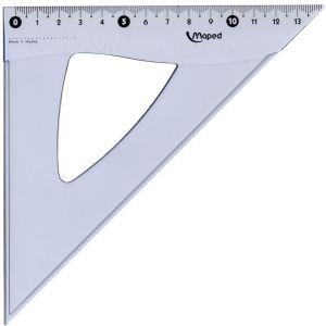Maped Équerre 45° Start en plastique 21 cm