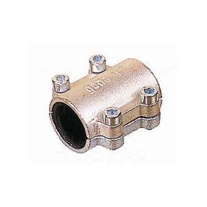 Gebo 01.260.28.01 - Collier de reparation court DSK 15x21 pour tube acier
