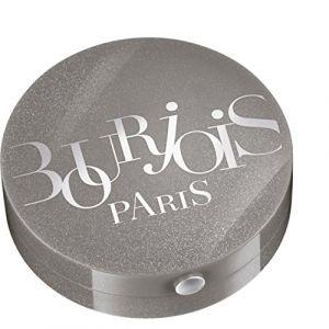 Bourjois Boîte ronde crème poudre 07 Brun de folie - Ombre à paupières