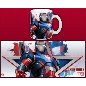 Semic Distribution Mug Marvel Avengers Iron Patriot