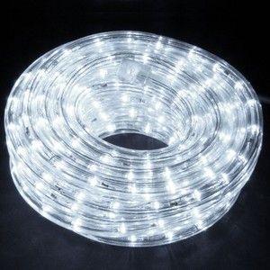 Guirlande de Noël d'extérieur tube lumineux LED 8 fonctions (24 m)