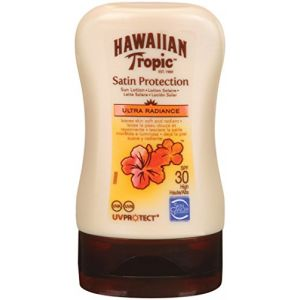 Hawaiian Tropic Satin Protection Lotion solaire Ultra Radiance SPF30