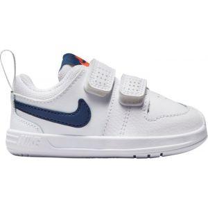 Nike Pico 5 Baskets Garçon Blanc