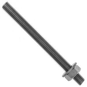 Fischer 43435 - Tige filetée FIP-G M 12x160 mm lot de 4 Scellement chimique