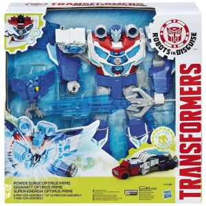 Hasbro Transformers Power Surge Optimus Prime