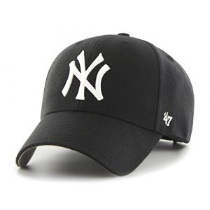 47 Brand Casquette New york yankees black Noir 12995