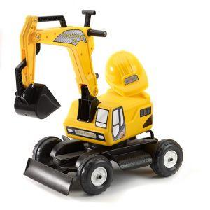 Falk 110 Excavator Constructor - Porteur pelleteuse excavatrice avec casque