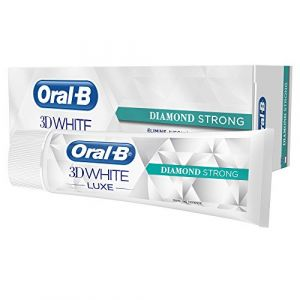 Oral-B White Luxe Diamond Strong Dentifrice - 75 ml