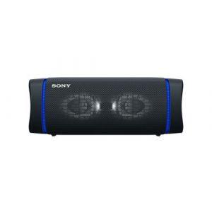 Sony SRS-XB33 Extra Bass Noir Basalte - Enceinte portable