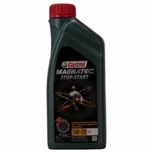 Castrol Magnatec Arrêt-Démarrage 5W-30 C3 1 Litres Boîte