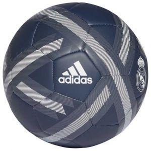 Adidas Real Madrid Ballon de Football pour Hommes, Tech Bold Onix/White, 5