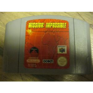 Mission Impossible [N64]