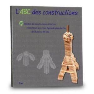 Livre Jeu de construction - L'ABC des constructions