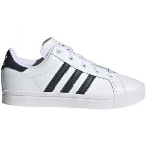 Adidas Coast Star Blanche Et Bleue Enfant 33 Baskets