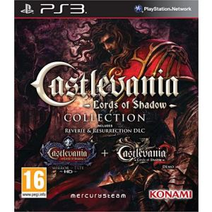 Castlevania : Lords of Shadow - Collection [PS3]