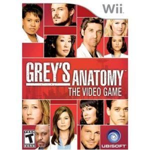 Grey's Anatomy : Le Jeu Vidéo [Wii]