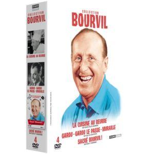 Collection Bourvil - Sacré Bourvil + La cuisine au beurre + Garou-Garou Le passe-muraille