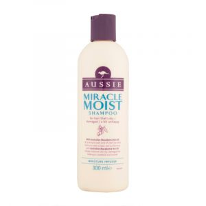 Aussie Miracle Moist - Shampooing hydratant