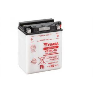 Yuasa Batterie moto YB14L-B2