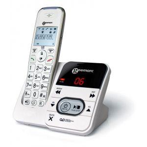Geemarc Amplidect 295 - Téléphone sans fil avec répondeur