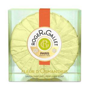 Roger & Gallet Fleur d'Osmanthus - Savon parfumé format voyage