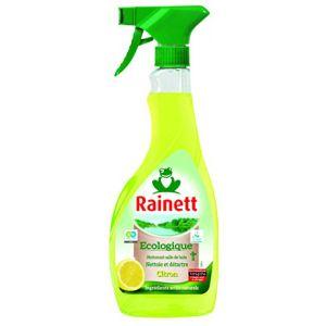 Rainett Spray Ecologique Anticalcaire Citron 500ml