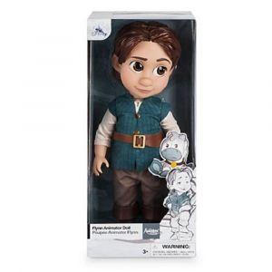 Poupée Animator Flynn avec Maximus (39 cm)