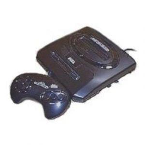 Sega Console MEGADRIVE Arcade Classic + 2 Manettes Sans Fil + 80 Jeux Inclus