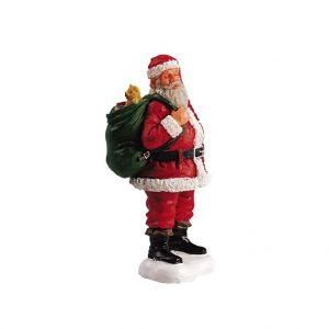 Lemax Figurine Père Noël 3 x 3 x 6.7 cm