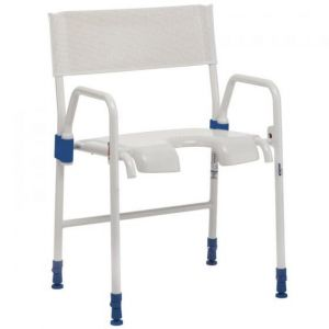 Invacare Chaise de douche pliante galaxy