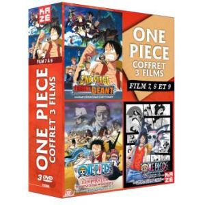 One Piece : Films 7 à 9