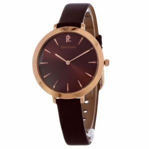 Pierre Lannier 004D9 - Montre pour femme avec bracelet en cuir