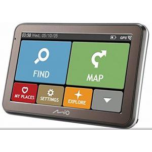 Mio Spirit S7550 - GPS