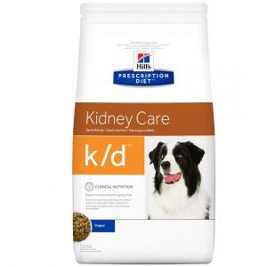 Hill's Prescription Diet k/d canine - Sac 2 kg