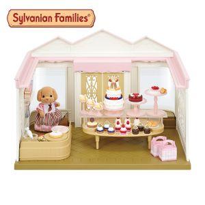 Epoch 5263 - Boutique de gâteaux et pâtisseries Sylvanian Families