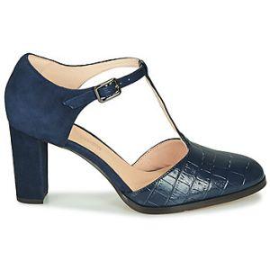 Clarks Chaussures escarpins KAYLIN85 TBAR bleu - Taille 36,37,38,39,40,41,42,35 1/2,37 1/2,41 1/2,39 1/2